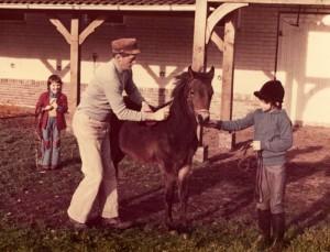 Ponypflege 1976